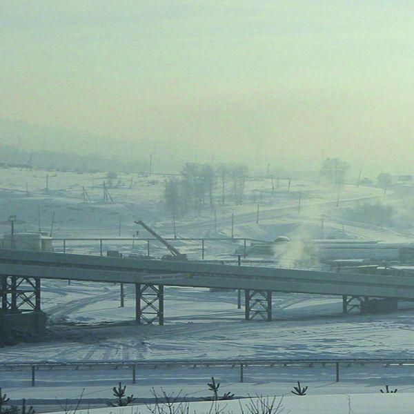 Hauptstreckenförderer, Russland