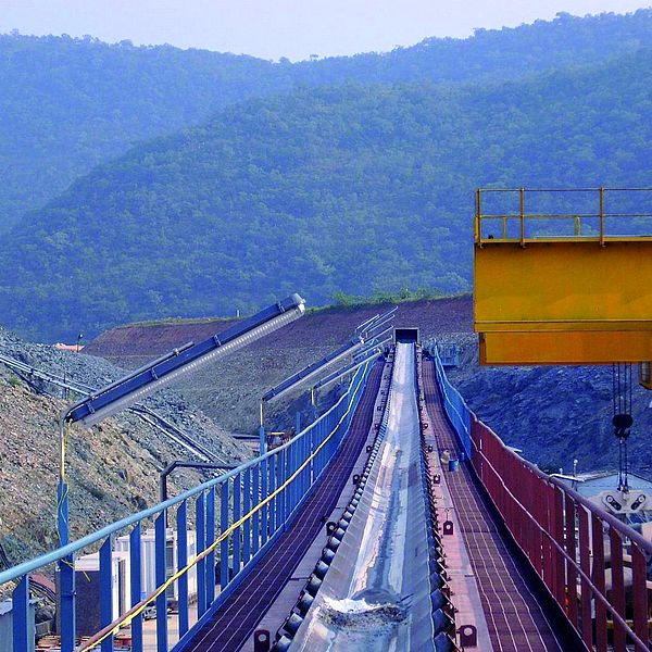 Túnel para agua, Veligonda