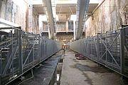 Tunnelbänder Rom Linie C