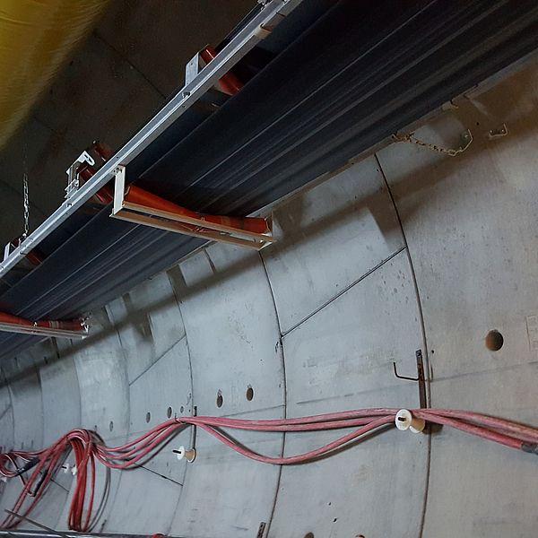 Metro Tunnel Istanbul