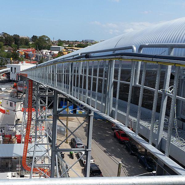 Тоннель для метро город & юго-запад Сидней