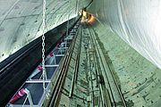 Autobahntunnel, Madrid