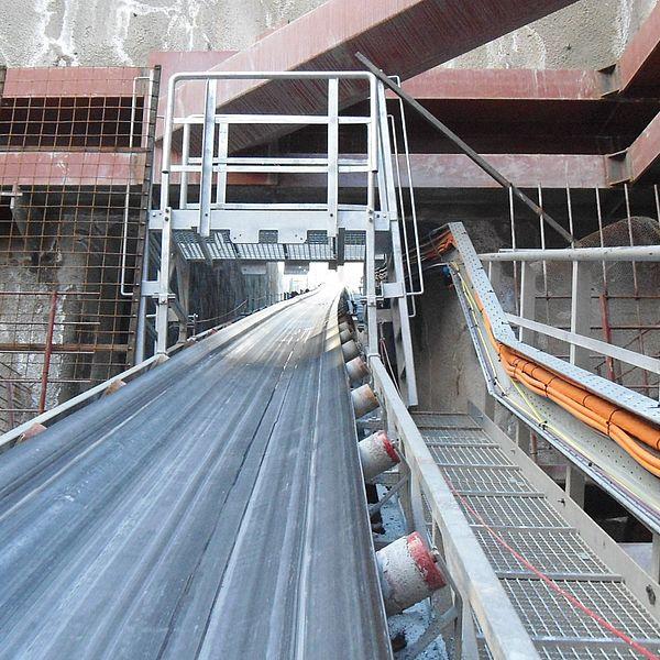 Тоннель для метро Афины, Линия 3