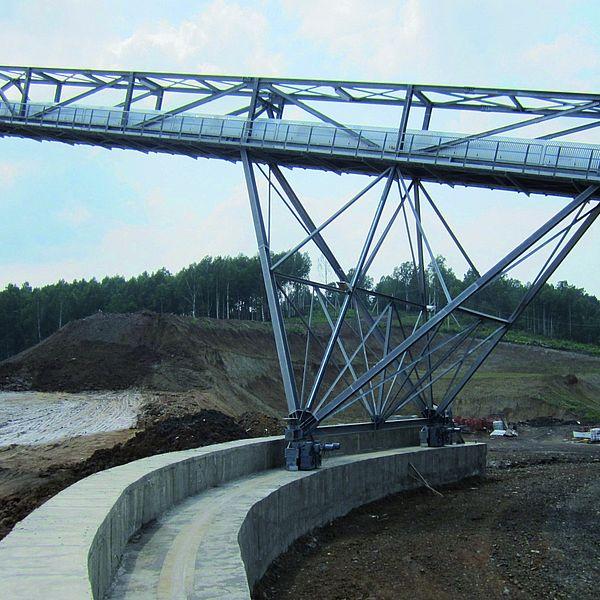 Haldenband, Mining Alta a.s.