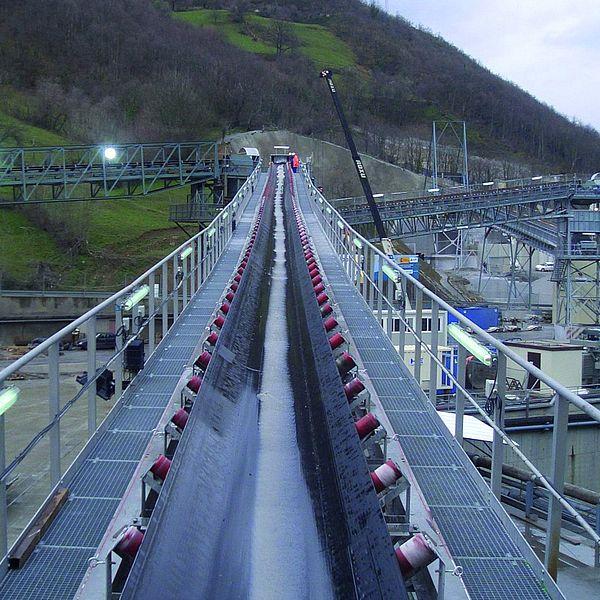 Eisenbahntunnel, Pajares Lot III