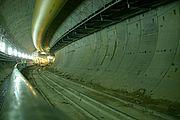 Tunnelband Atocha Chamartin