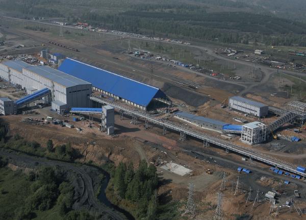 Process Plant Chernigowec, Berezovskij, Russia