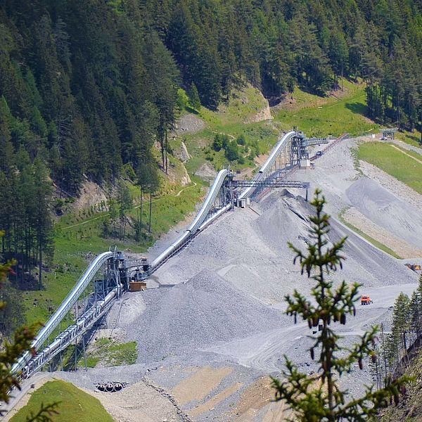 Brenner Basis Tunnel