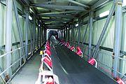 Straßentunnel Brisbane