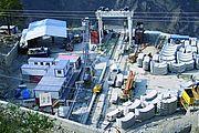 Hydro Power Tunnel, Tapovan