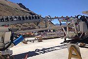 Tunnelsystem für Wasserkraft, Los Condores
