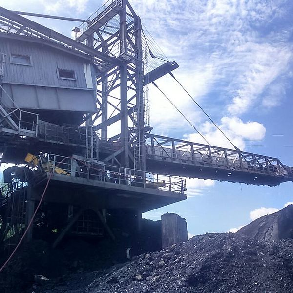 Mining Taldinskaja-Zapadnaja 2