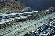 Kupfermine Nurgaskan/Karaganda