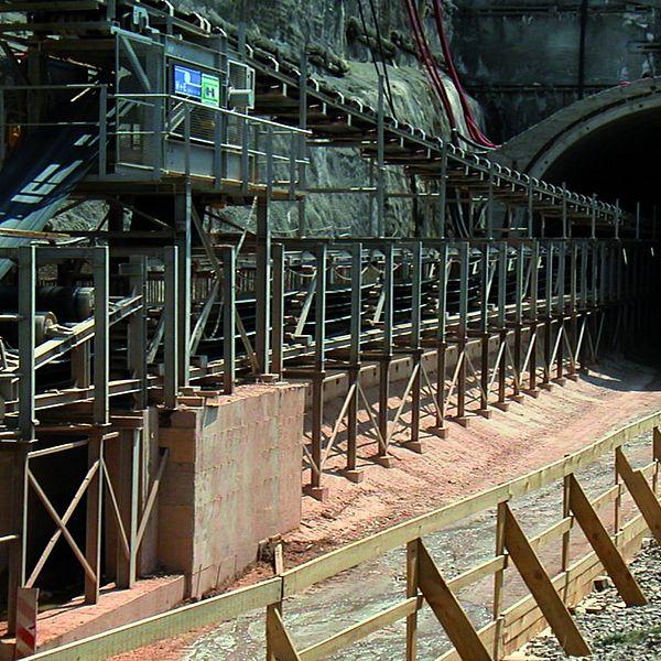 Дорожный тоннель Valsugana