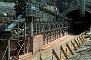 Straßentunnel Valsugana