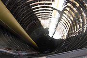 Cleveland Dugway Tunnel