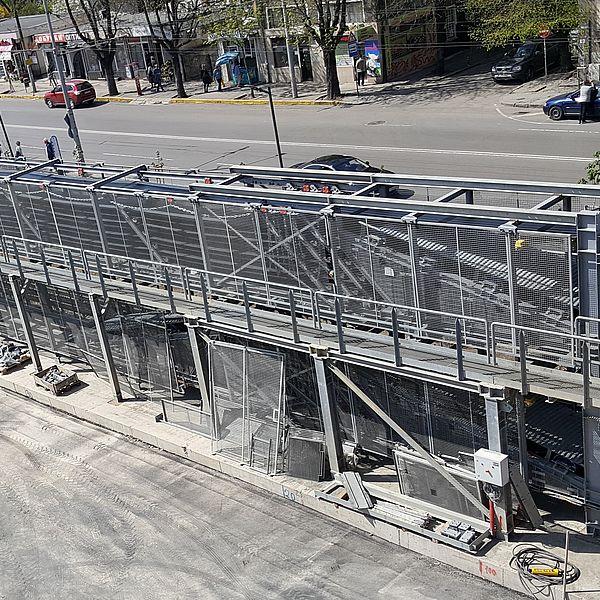 Тоннель для метро София III