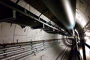 Metrotunnel Kopenhagen Nordhavn