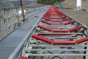 Dammkonstruktion Algerien