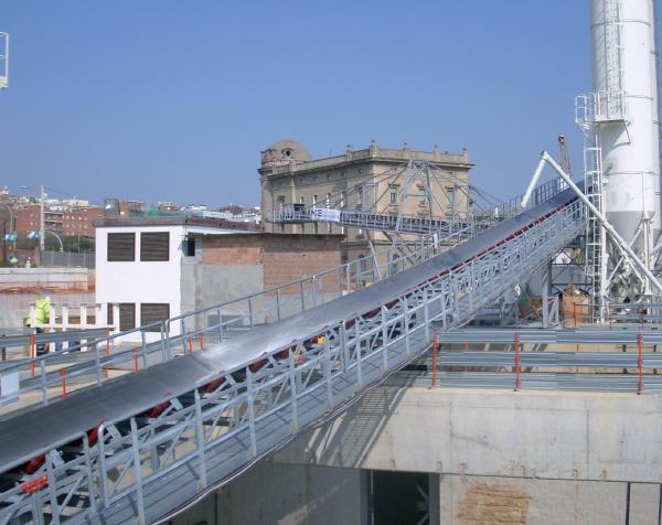 Железнодорожный тоннель, Кале де Майорка, Барселона