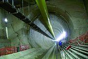 Metrotunnel Rom