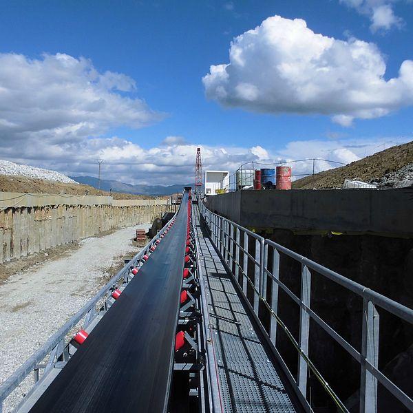 Тоннель для водоснабжения, Бен Хароун