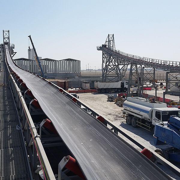 Тоннель для метро Доха, Золотая Линия