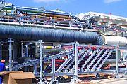 Túnel para trenes de alta velocidad en Pajares (España)