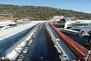 Straßentunnel Savona