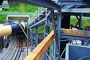 Zugangstunnel zum Gotthardbasistunnel