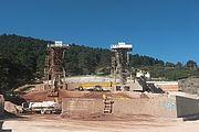 Eisenbahntunnel Toluca