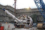 Eisenbahntunnel, Ejpovice
