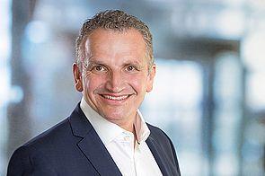 Dr. Eugen Offermann, Gerente H+E Logistik GmbH