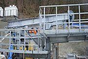 Tunnelband Sotschi Straßentunnel Nr. 3