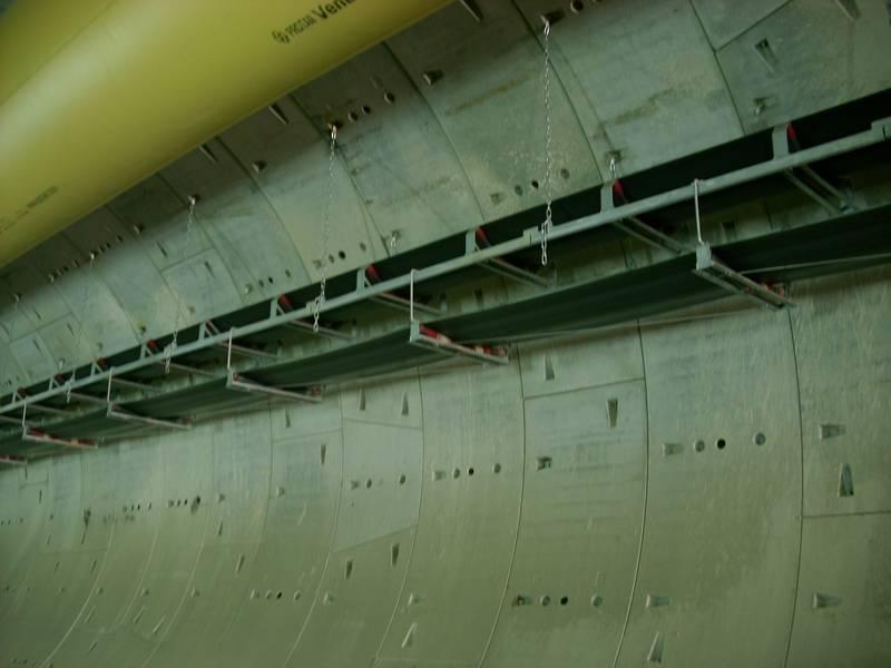 тоннельный конвейер